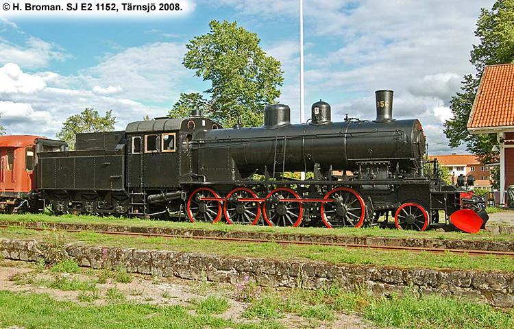 SJ E2 1152
