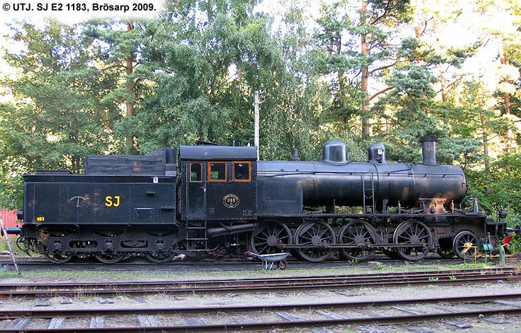 SJ E2 1183