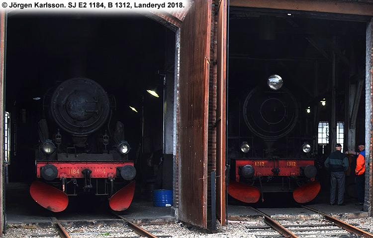 SJ E2 1184