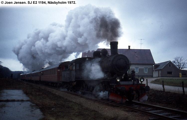 SJ E2 1194 1