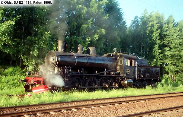 SJ E2 1194