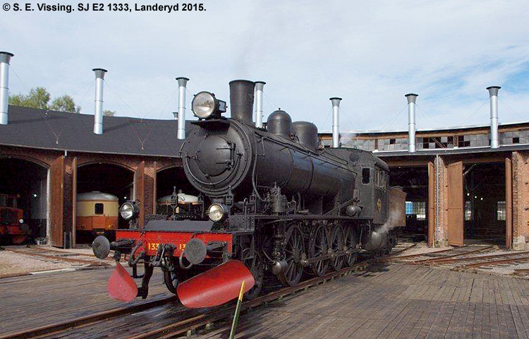 SJ E2 1333