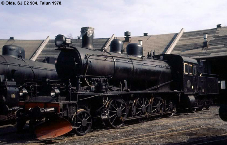 SJ E2 904