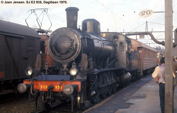 SJ E2 935