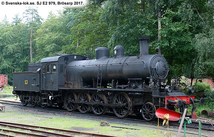 SJ E2 979