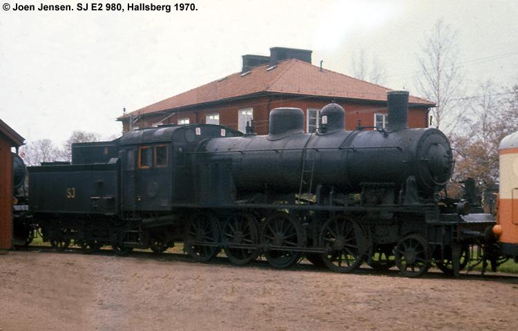 SJ E2 980