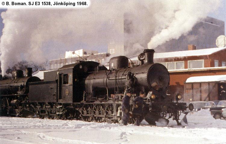 SJ E3 1538