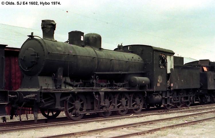 SJ E4 1602