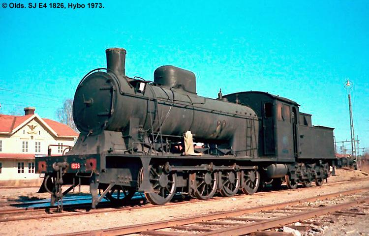 SJ E4 1826