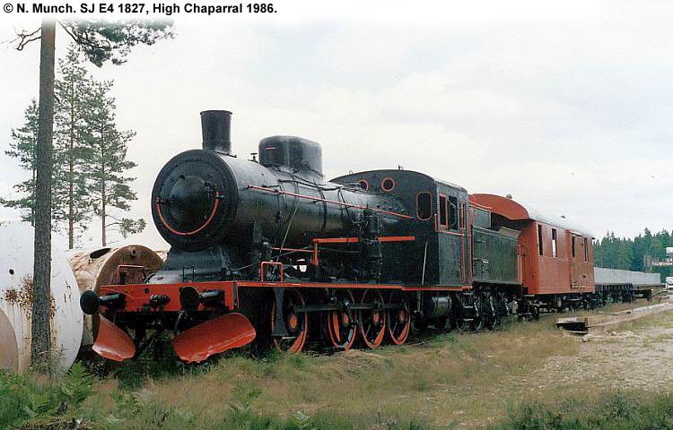 SJ E4 1827