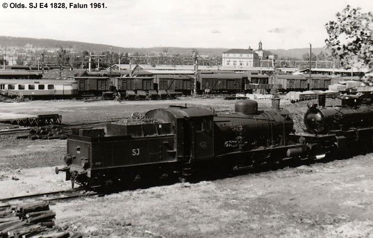 SJ E4 1828