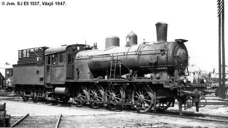 SJ E5 1537