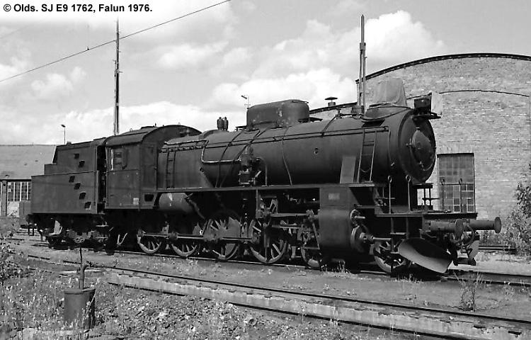 SJ E9 1762