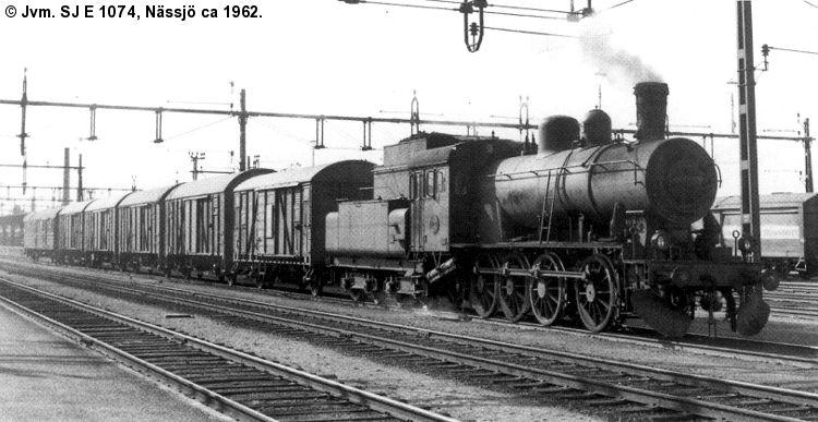 SJ E 1074