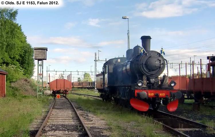 SJ E 1153