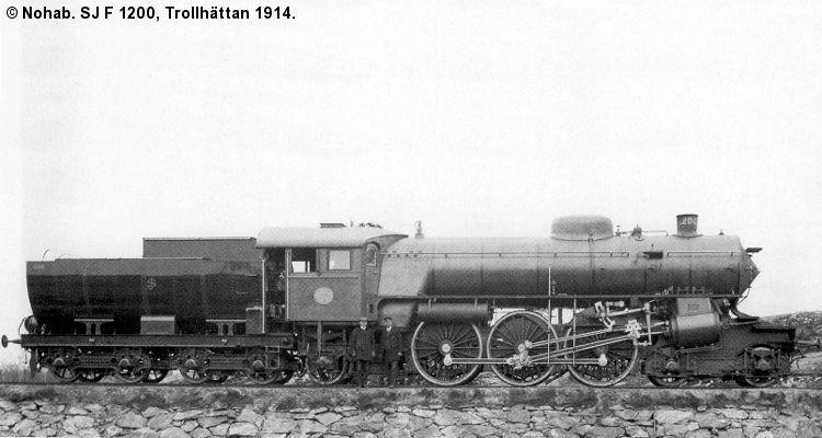 SJ F 1200