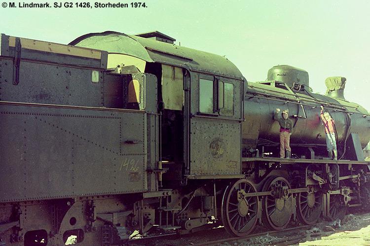 SJ G2 1426