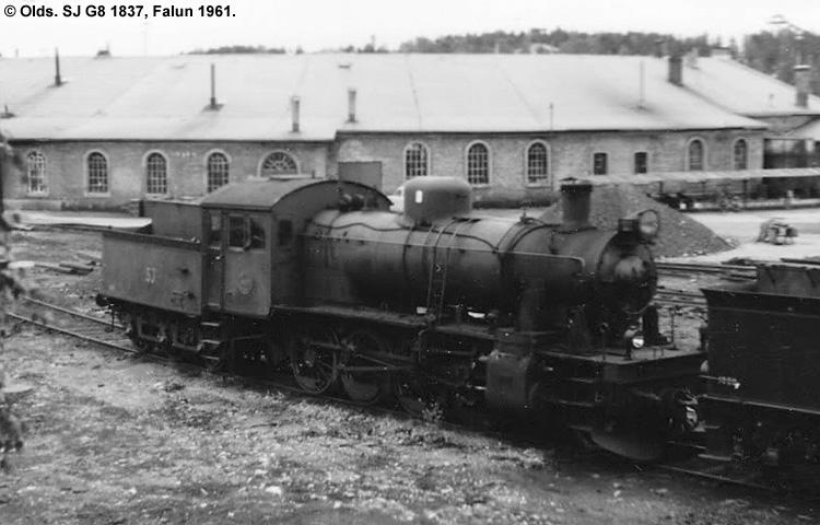 SJ G8 1837 1