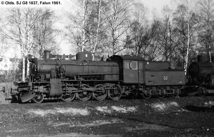 SJ G8 1837