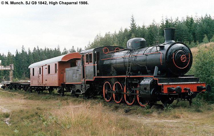 SJ G9 1842