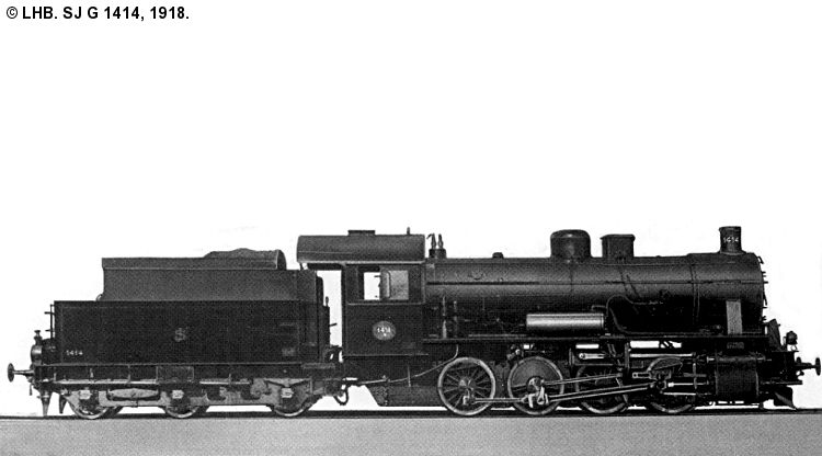 SJ G 1414