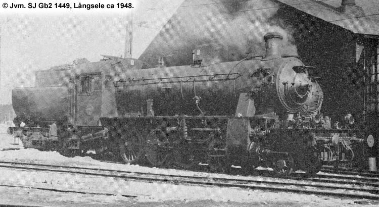 SJ Gb2 1449
