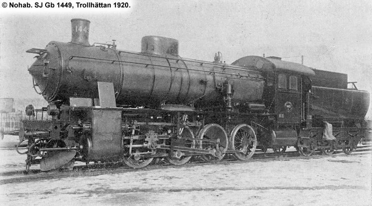 SJ Gb 1449
