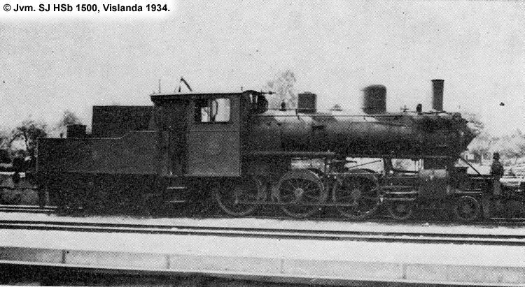 SJ HSb 1500