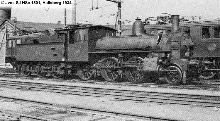 SJ HSc 1501
