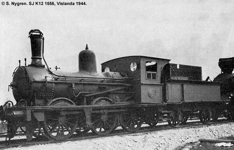 SJ K12 1556
