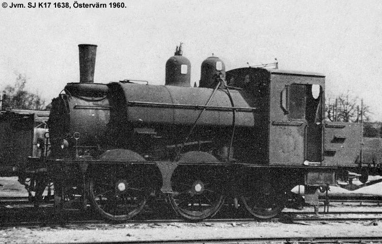 SJ K17 1638
