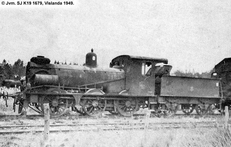 SJ K19 1679