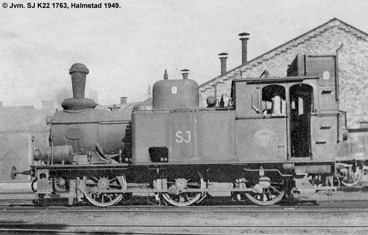 SJ K22 1763