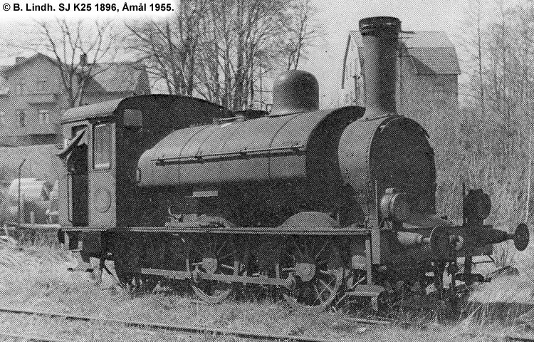 SJ K25 1896