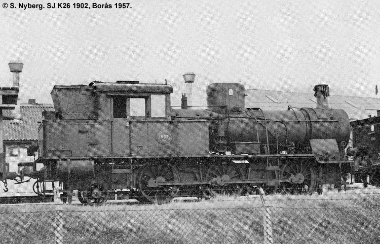 SJ K26 1902