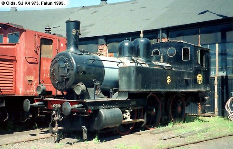 SJ K4 973