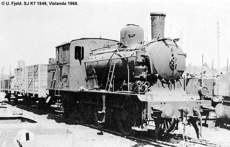 SJ K7 1549