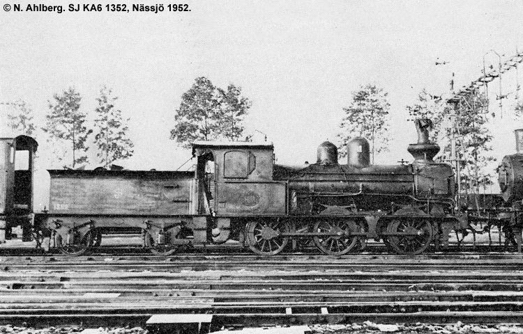 SJ KA6 1352