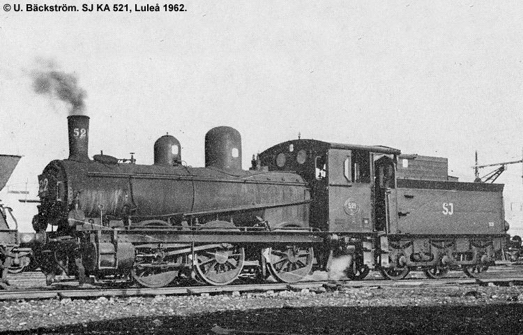 SJ KA 521