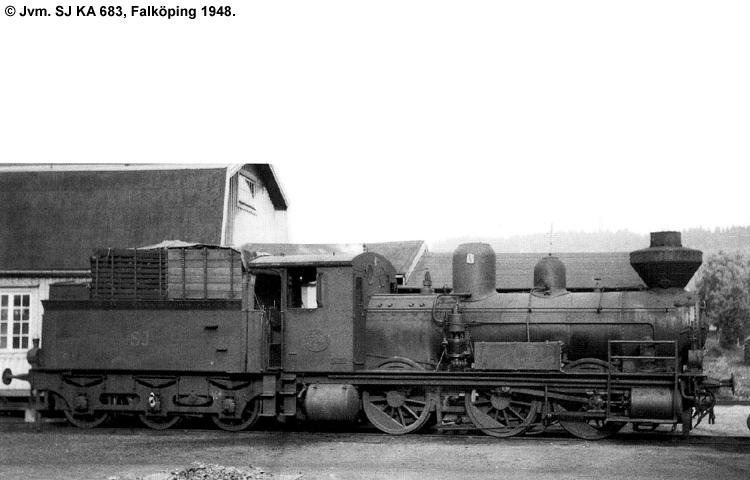 SJ KA 683