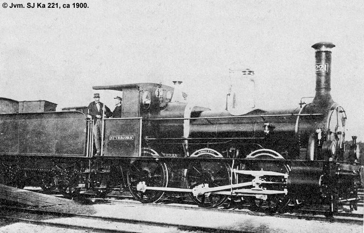 SJ Ka 221