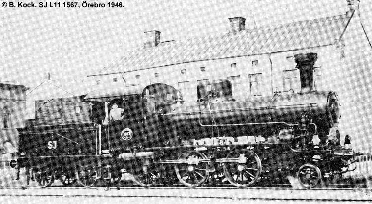 SJ L11 1567