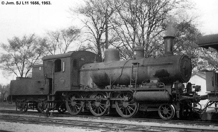 SJ L11 1656