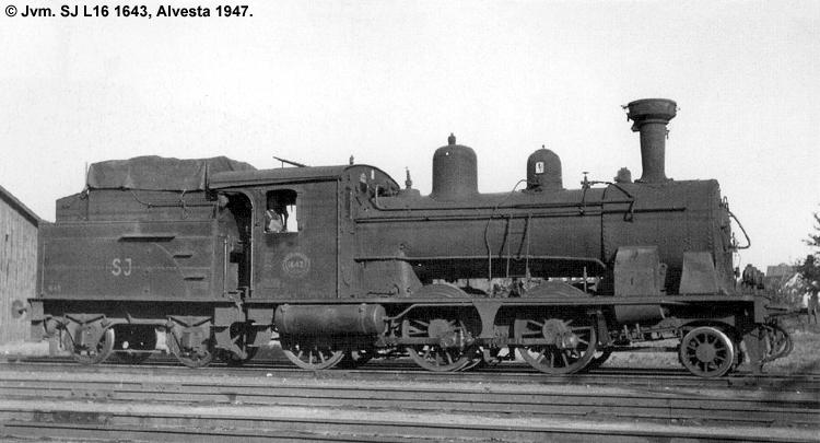 SJ L16 1643