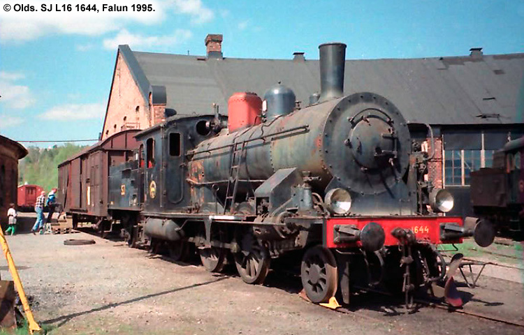 SJ L16 1644