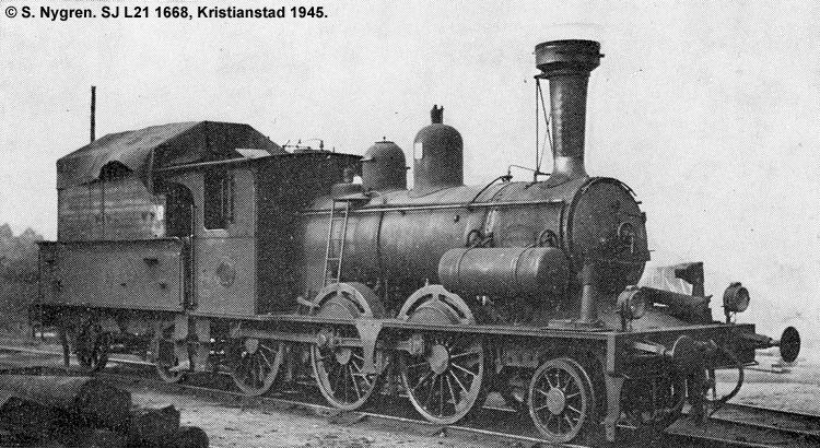 SJ L21 1668