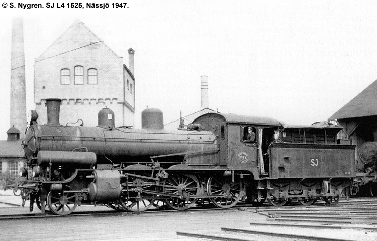 SJ L4 1525