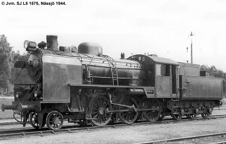SJ L5 1575