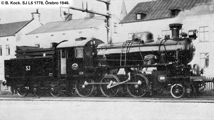 SJ L5 1778