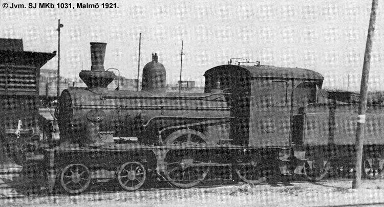 SJ MKb 1031